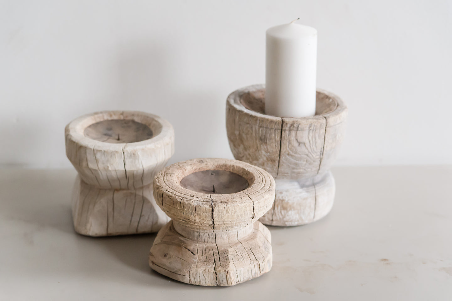 Architectural Candle Holder
