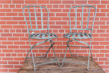 Load image into Gallery viewer, French Sunburst Bistro Chairs