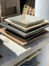 Load image into Gallery viewer, Set of 3 Marble Trays
