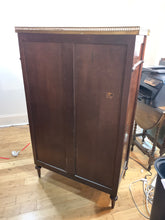 Load image into Gallery viewer, Vintage Wood Cabinet, Art Deco Style Dresser