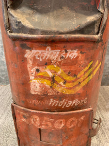 Red Letter Box from India