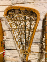 Load image into Gallery viewer, Lacrosse Stick- Vintage