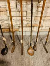 Load image into Gallery viewer, Rustic Golf Stick Sports Equipment