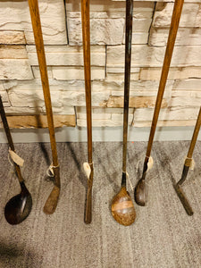 Rustic Golf Stick Sports Equipment