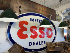 Esso Dealer Sign