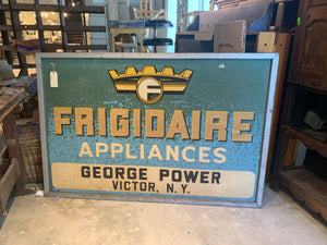 Frigidaire Sign Board