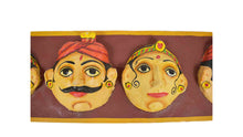 Load image into Gallery viewer, Indian Face Wall Art