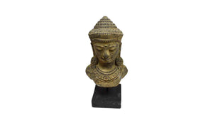Indian Dancing Head Figure