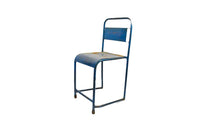 Load image into Gallery viewer, Indonesian Wedding Chair- Blue