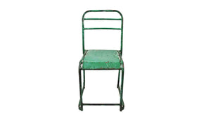 Indonesian Wedding Metal Chair- Green