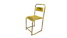 Load image into Gallery viewer, Indonesian Wedding Chair- Yellow
