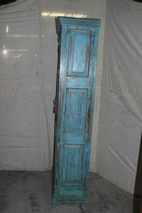 Large Chippy Blue Cabinet