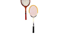Load image into Gallery viewer, Retro Vintage Badminton Rackets