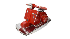 Rocking Toy Vespa- Red
