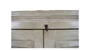 Rustic Light Green Cabinet