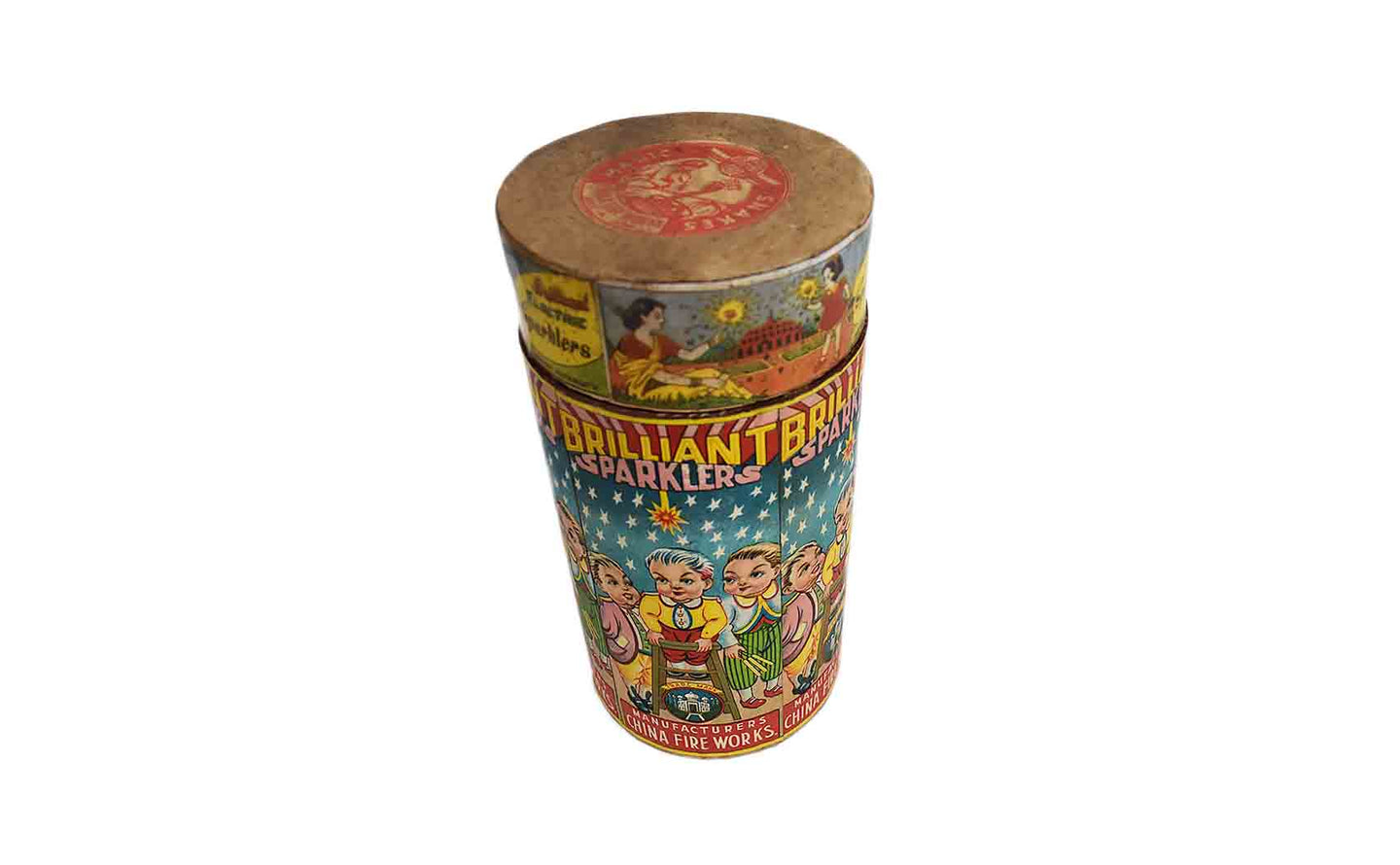 Brilliant Sparklers Tube from India