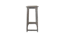 Load image into Gallery viewer, Tall Distressed Stool