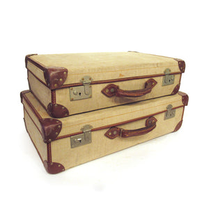 Canvas Suit Case