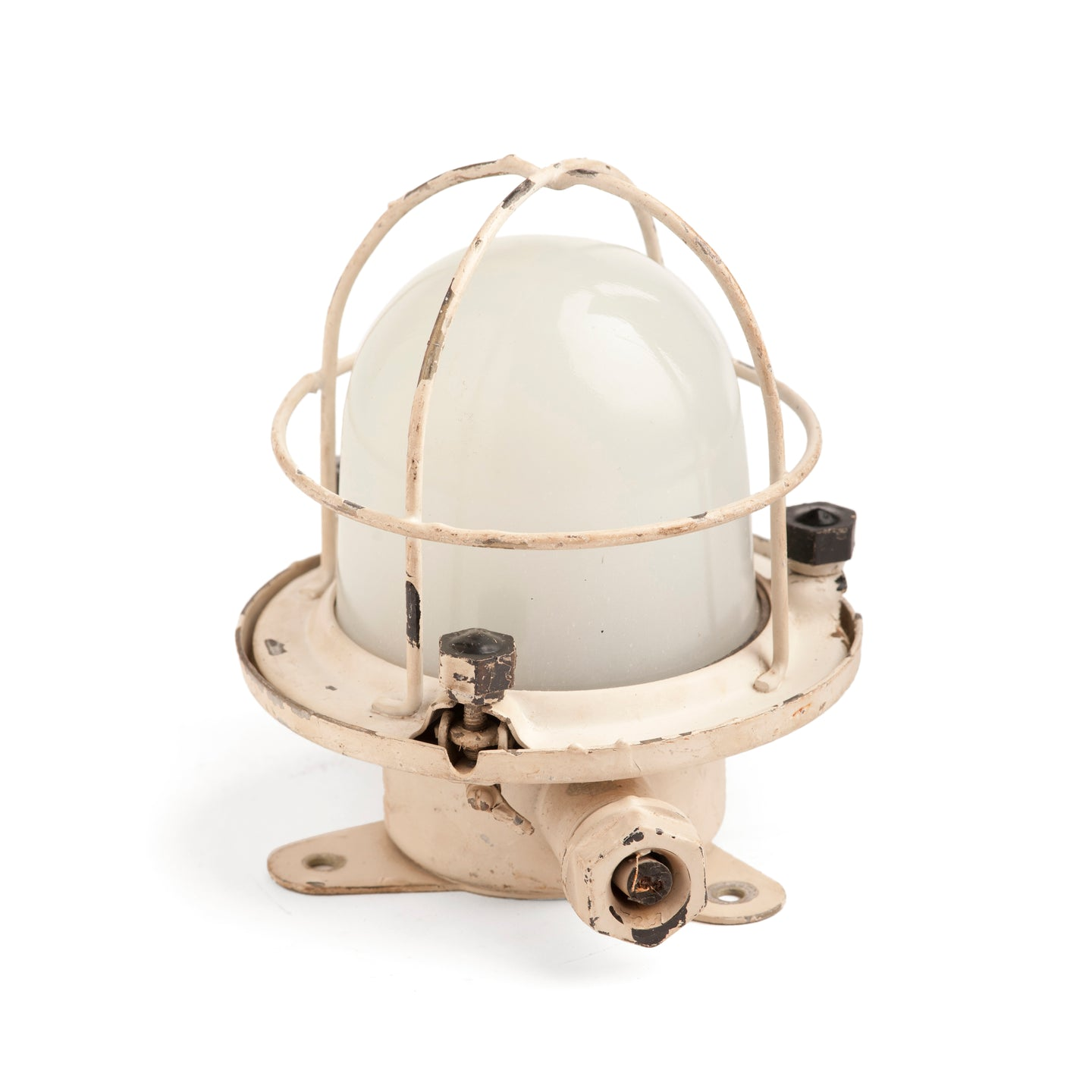 Caged Ship Light-Small