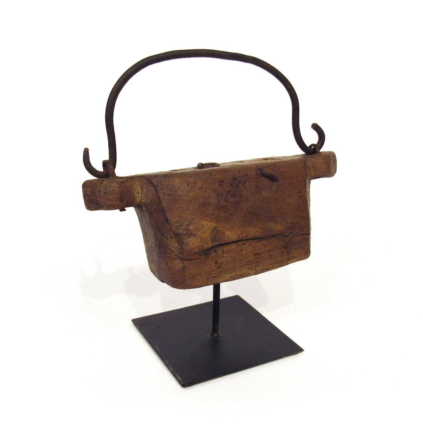 Vintage Spice Purse on Stand
