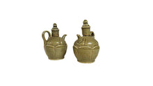 Load image into Gallery viewer, Oil and Vinegar Ewers Set of 2