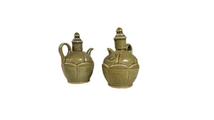 Oil and Vinegar Ewers Set of 2