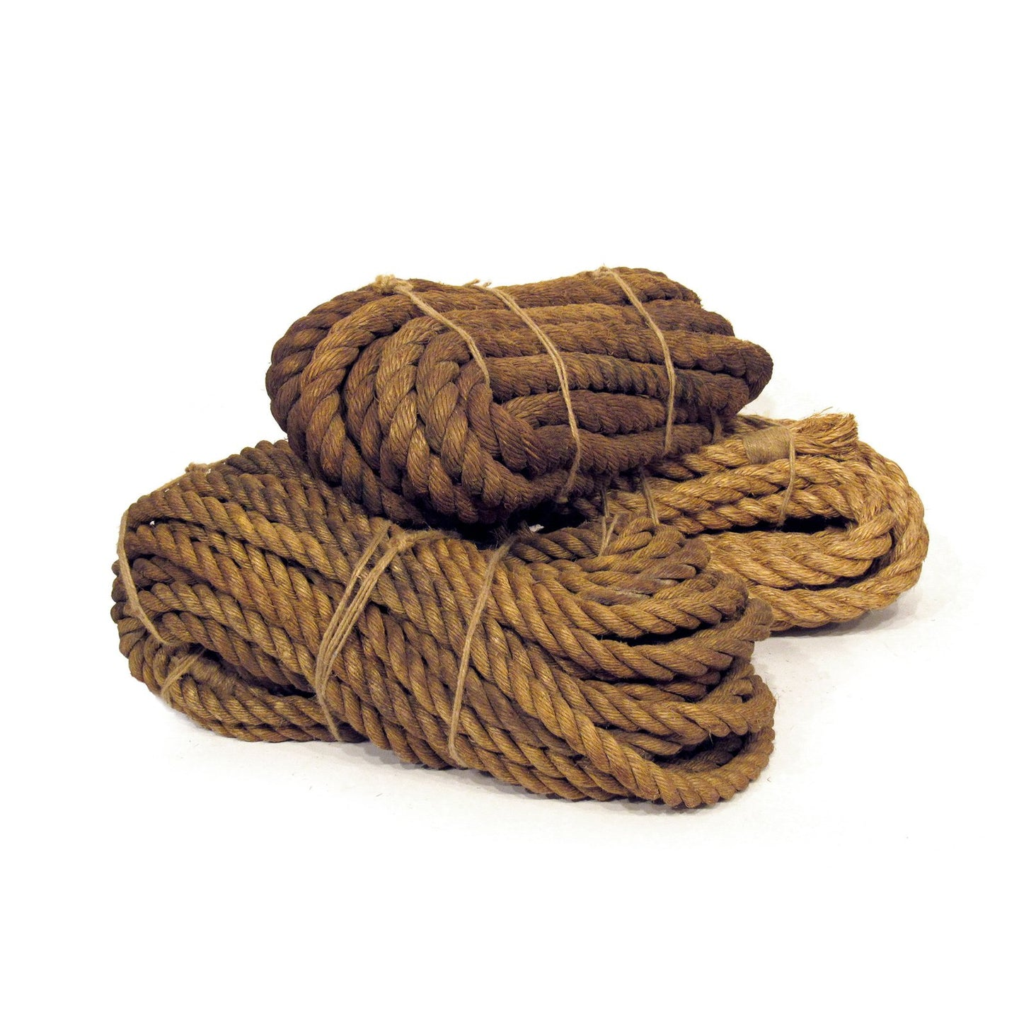 Bundle of Huge Vintage Ship Rope