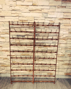 Wine Bottle Drying Rack