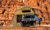 Hideaway -  Soft Shell Roof Tent with Side Annex