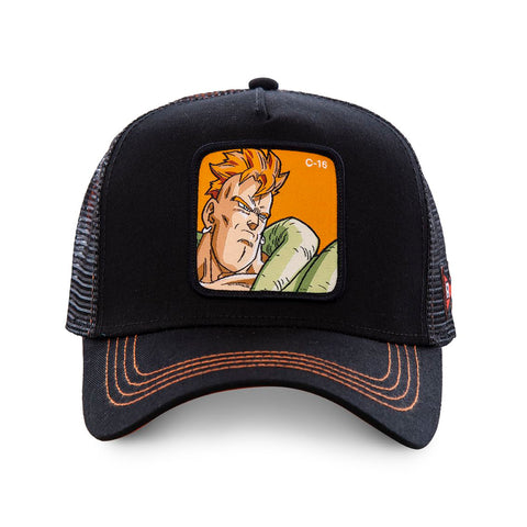 casquette trucker CAPSLAB BY FREEGUN DRAGON BALL C16