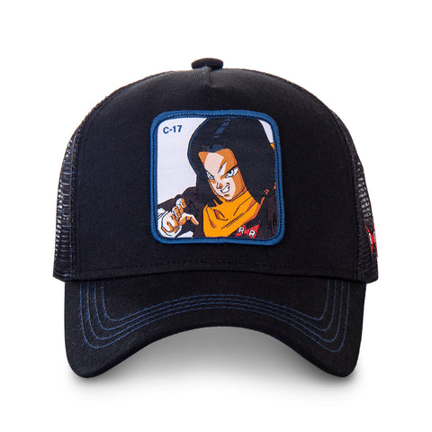 casquette trucker CAPSLAB BY FREEGUN DRAGON BALL C17