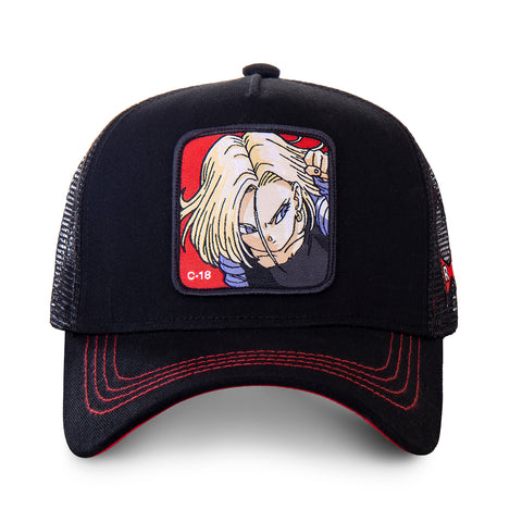 casquette trucker CAPSLAB BY FREEGUN DRAGON BALL C18
