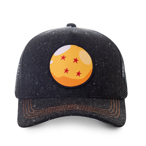 casquette trucker CAPSLAB BY FREEGUN DRAGON BALL BOULE DE CRISTAL