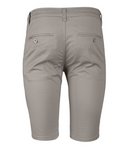 Short Chino Gris Clair