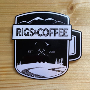 October RIGS & COFFEE ASHEVILLE