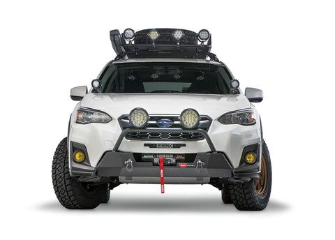 WARN 18-C SUBARU CROSSTREK SEMI-HIDDEN KIT BUMPER