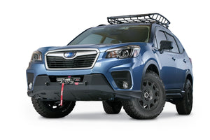 WARN 19+ SUBARU FORESTER - SEMI-HIDDEN MOUNTING KIT