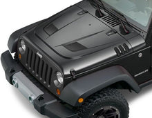Load image into Gallery viewer, RUGGED RIDGE PERFORMANCE VENTED HOOD