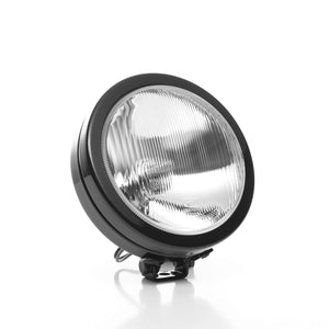 "6"" SlimLite Halogen Single Light - Black - KC #1124 (Spread Beam)"