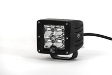 "Load image into Gallery viewer, 3"" C-Series C3 LED Spot with Amber LED Black Single - #1315"