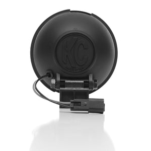 "5"" Apollo Pro Halogen - Black - KC #1451 (Spread Beam)"