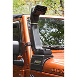 Rugged Ridge XHD Snorkel Kit; 07-18 Jeep Wrangler JK, 3.6L/3.8L