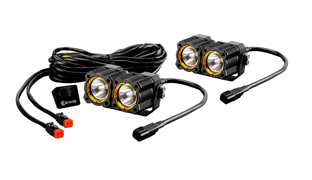 KC FLEX™ LED DUAL PAIR PACK SYSTEM - #267
