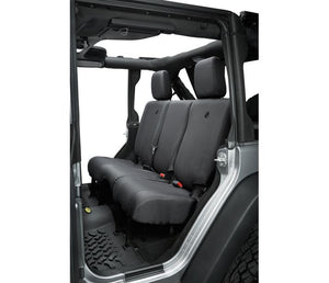 BESTOP - REAR SEAT COVERS - 2007-2018 WRANGLER UNLIMITED