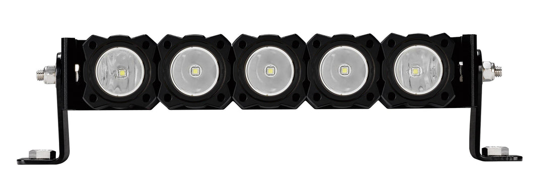 KC FLEX™ Bezels - Black ED Coated (5 pack) #30561