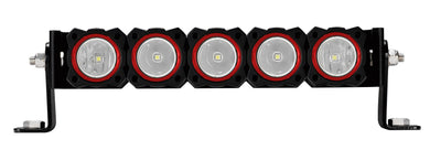 KC FLEX™ Bezels -  Red ED Coated (5 pack) #30564
