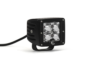 "3"" C-Series C3 LED Spot with Amber LED Pair Pack System - #315"