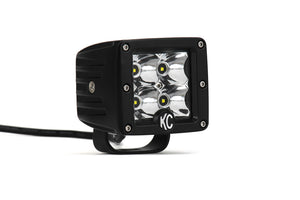 "3"" C-Series C3 LED Spot Beam Black Pair Pack System - #330"