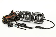 Load image into Gallery viewer, GRAVITY® LED G34 FORD SUPER DUTY FOG LIGHT PAIR PACK SYSTEM - KC #343
