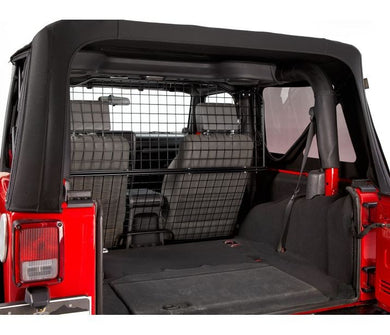 PET BARRIER FOR WRANGLER JK UNLIMITED FOR 2007-2018 JEEP WRANGLER JK UNLIMITED
